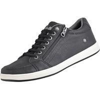 a05d9fbf40c Sapatênis Cr Shoes Casual Sapatofran Com Elástico E Zíper Leve Lançamento  Preto