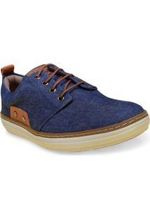 Sapatenis Masc West Coast 118619/3 Jeans