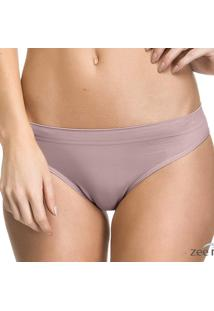 Calcinha Tanga Sem Costura Roxa Honey Be Ca085 Roxo