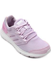 Tênis Adidas Galaxy 4 Feminino - Feminino-Rosa