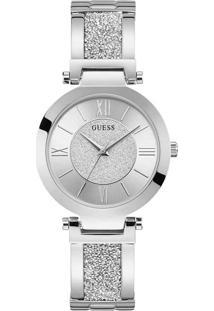 Relógio Guess Feminino Aço - W1288L1