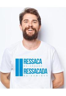 Camiseta Zé Carretilha - Ava-Leaodailha-Ressaca Masculino - Masculino