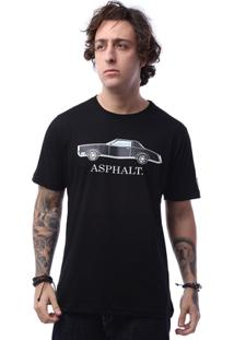 Camiseta Asphalt All Back Masculina - Masculino