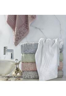 Toalhão De Banho Le Bain- Cinza Claro- 86X150Cmartex