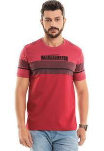 Camiseta The Originals Vermelho Bgo