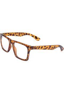 Óculos Ray Flector W3450 Caramelo - Kanui