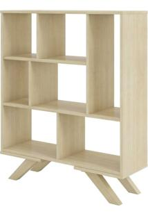 Estante Retro Natural 94 Cm (Larg) - 36663 - Sun House