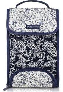 Bolsa Térmica Jacki Design Paisley - Unissex