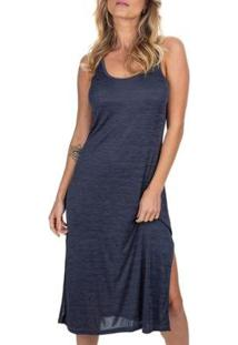 Camisola Inspirate Feminina - Feminino-Azul Escuro