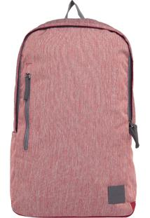 Mochila Nixon Smith Backpack Se Vermelha