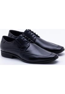 Sapato Social Ferracini Liverpool Ba Preto Masculino 41