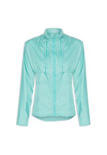 Jaqueta Feminina Cristal Colors - Azul