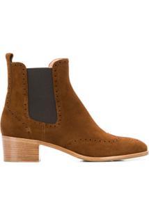 Unützer Comoscio Ankle Boots - Marrom