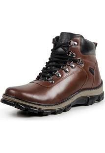 Bota Coturno Top Franca Shoes Masculino - Masculino