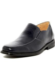 Sapato Sandro Moscoloni Glen Slip-On Shoe Preto
