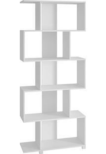 Estante Com 5 Prateleiras Be 08 - Brv Móveis - Branco