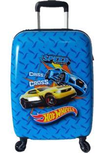 Mala Clio De Viagem Azul