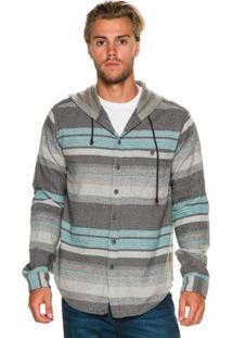 Camisa Billabong M/L Horizon - Masculino