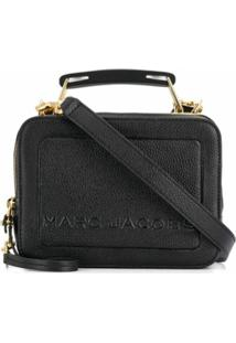 Marc Jacobs Bolsa Tiracolo The Box 20 - Preto