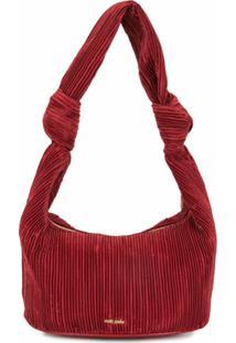 Cult Gaia Mina Shoulder Bag - Vermelho