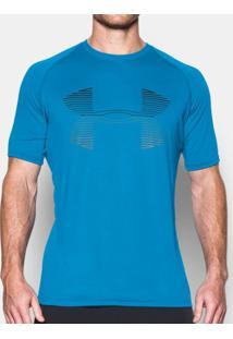 Camiseta Under Armour Tech Horizon Big Logo