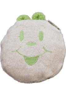 Bolsa Térmica De Sementes (Cólica Bebê) Cuca Criativa Verde