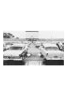 Painel Adesivo De Parede - Cine Drive-In - 186Pn-G