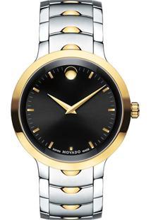 Relógio Movado Masculino Aço - 0607043