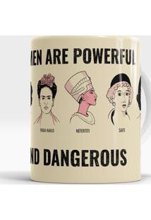 Caneca Dangerous