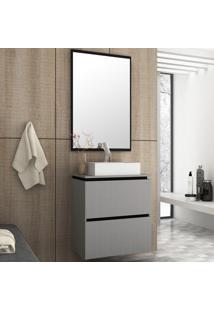 Conjunto De Banheiro Urban 60Cm - Bosi Elare