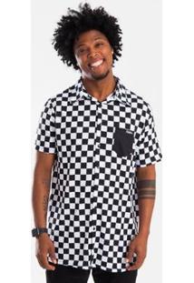 Camisa Fitdance Xadrez Urban Masculina - Masculino