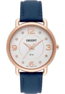 a7b3202cde21e ... Relógio Feminino Orient Analógico Frsc0006 S2Dx Do - Unissex-Marinho