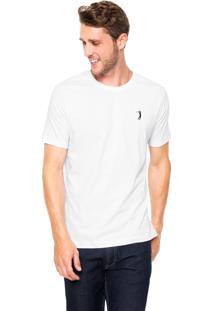 Camiseta Aleatory Lisa Branca