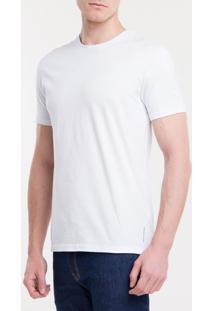 Camiseta Ckj Mc Essentials - Branco 2 - Pp