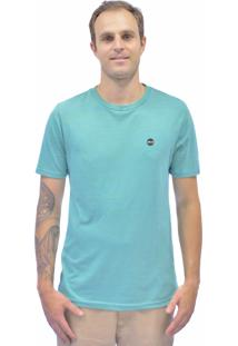 Camiseta Blanks Co Bks Importada Tri-Blend Kelly Green Htr Verde