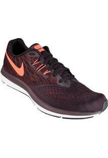 Tenis Roxo Zoom Winflo 4 Masculino Nike 60558024