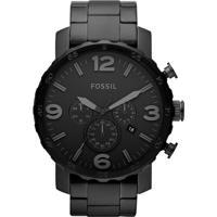 280b0532e96 Relógio Fossil Analógico Fjr1401Z Masculino - Masculino
