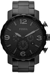 6bd9227ecd0 ... Relógio Fossil Analógico Fjr1401Z Masculino - Masculino