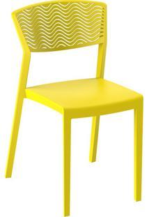 Cadeira Duna Limão Siciliano