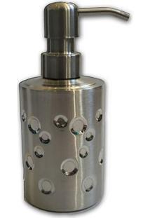 Porta Sabonete Líquido Em Inox Ky2202