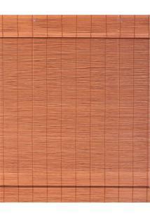 Persiana Soho Romana Bambu 160X140 - Evolux - Avela