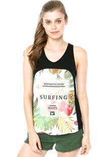 Regata Hang Loose Surfing Preta
