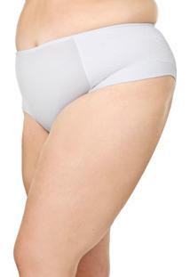 Calcinha Calvin Klein Underwear Hot Pant Renda Branca