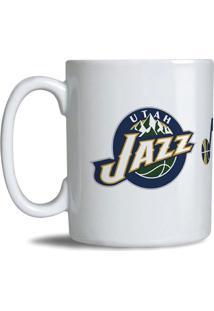 Caneca Nba Utah Jazz - Unissex