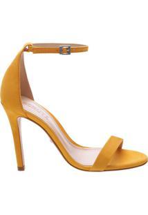 Sandália Gisele Yellow   Schutz