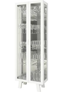 Cristaleira Tecno Mobili Cr-6000 Branco Se