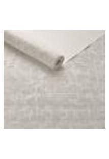 Papel De Parede Importado Vinilico Textura Geometrico Cinza