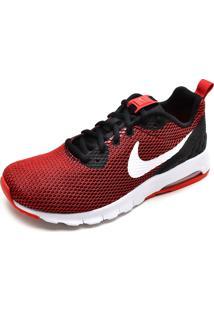 Tênis Nike Sportswear Air Max Motion Vermelho