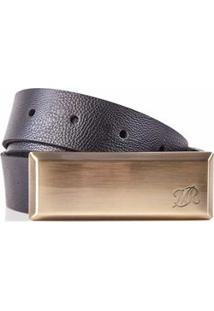 Cinto Cintura/Quadril Reto Color Preto - M