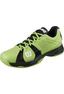 Tênis Wilson Rush Sport Verde/Preto